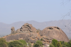 Nearing  Mt Abu