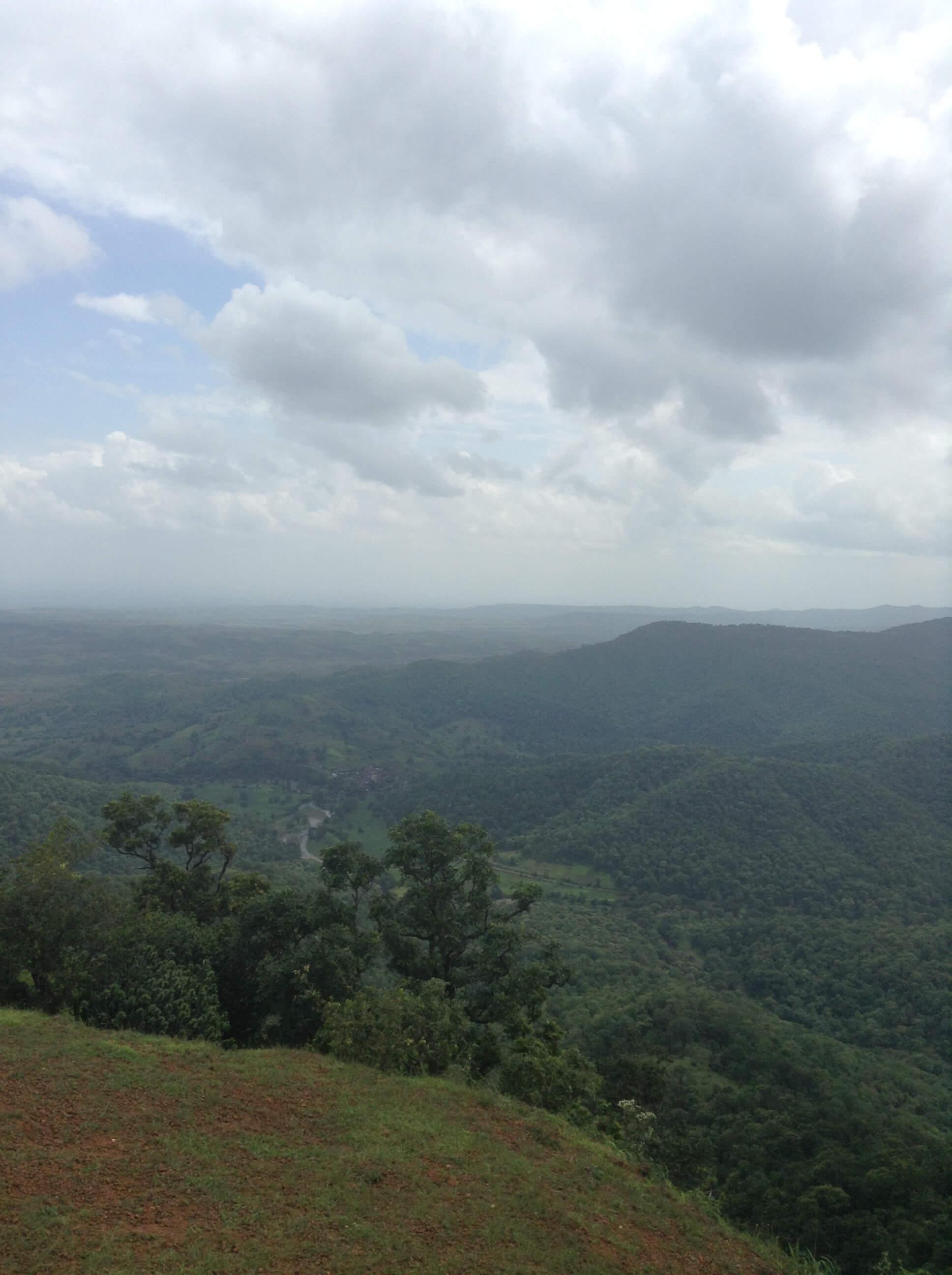Chikhaldara scenic beauty