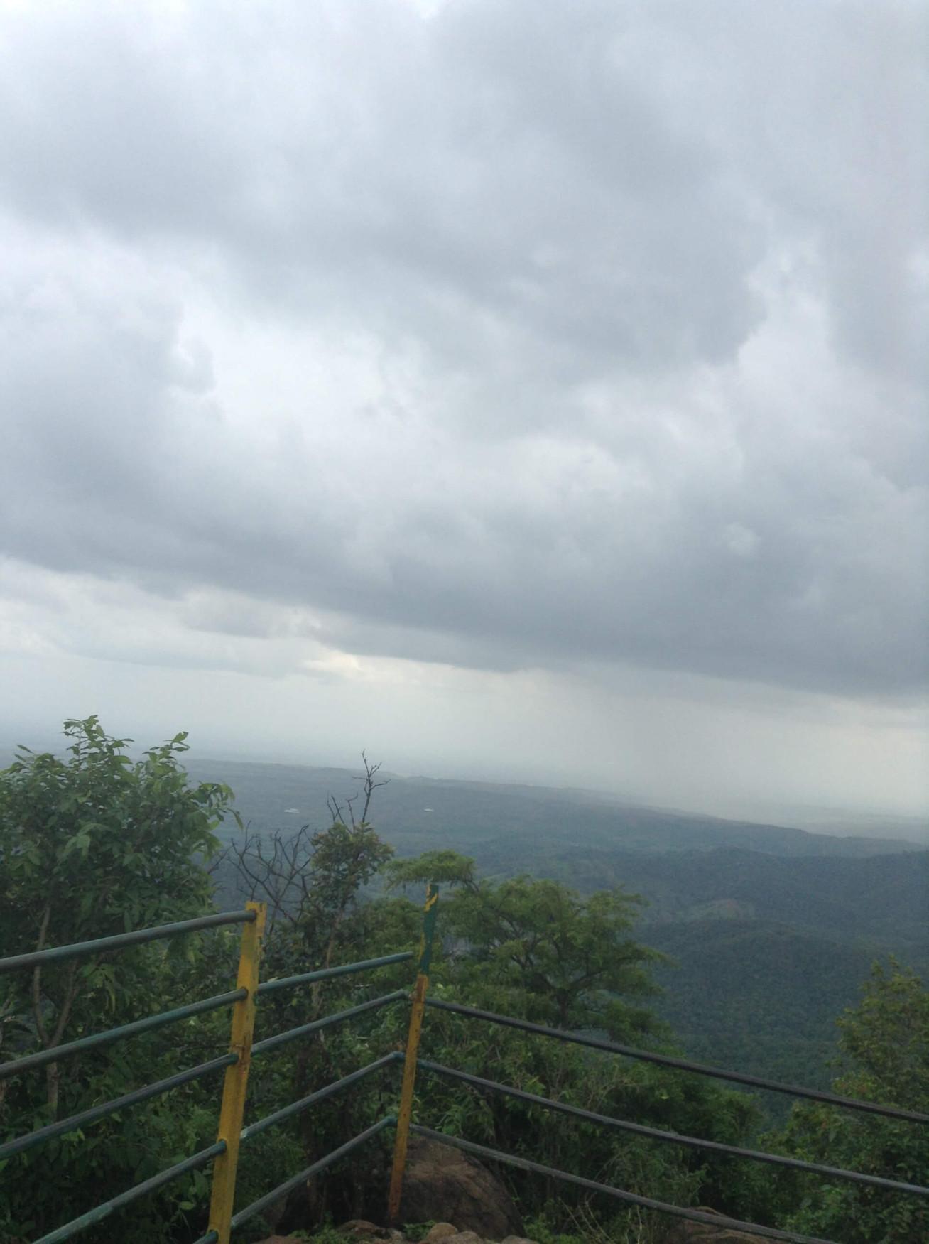 Chikhaldara Viewpoint
