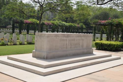 Delhi War Cemetery Memorial