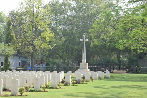 Delhi War Cemetery _Peace