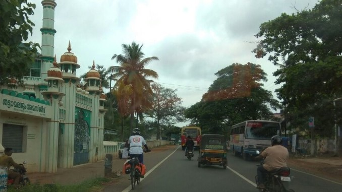 Trivandrum to Kayakulam 110 Km Sunita Singh Choken