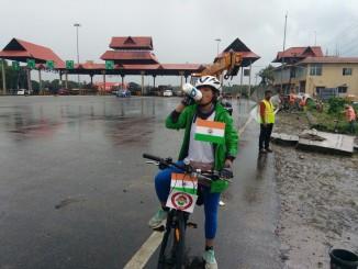 Kerala Palakkad - Solo Cycle Expedition