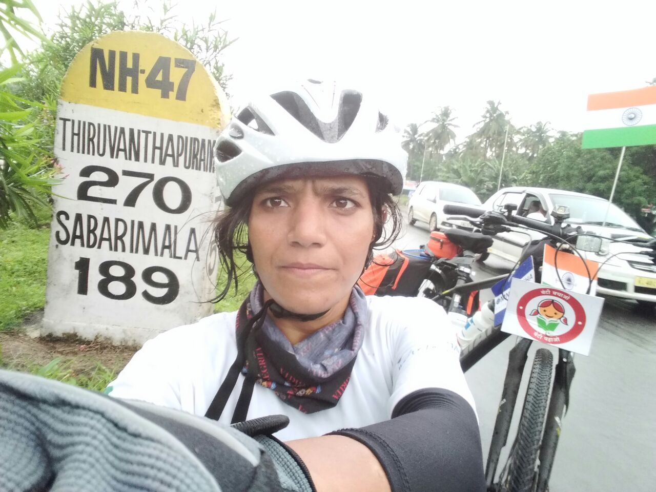 Solo Cycling Expedition :Day 4