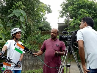 Sunita Singh Choken TV Interview