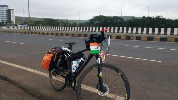 Sunita Singh Choken on Day 13 of her journey