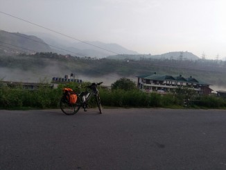 Solo Cycling Expedition - Sunita Singh Choken