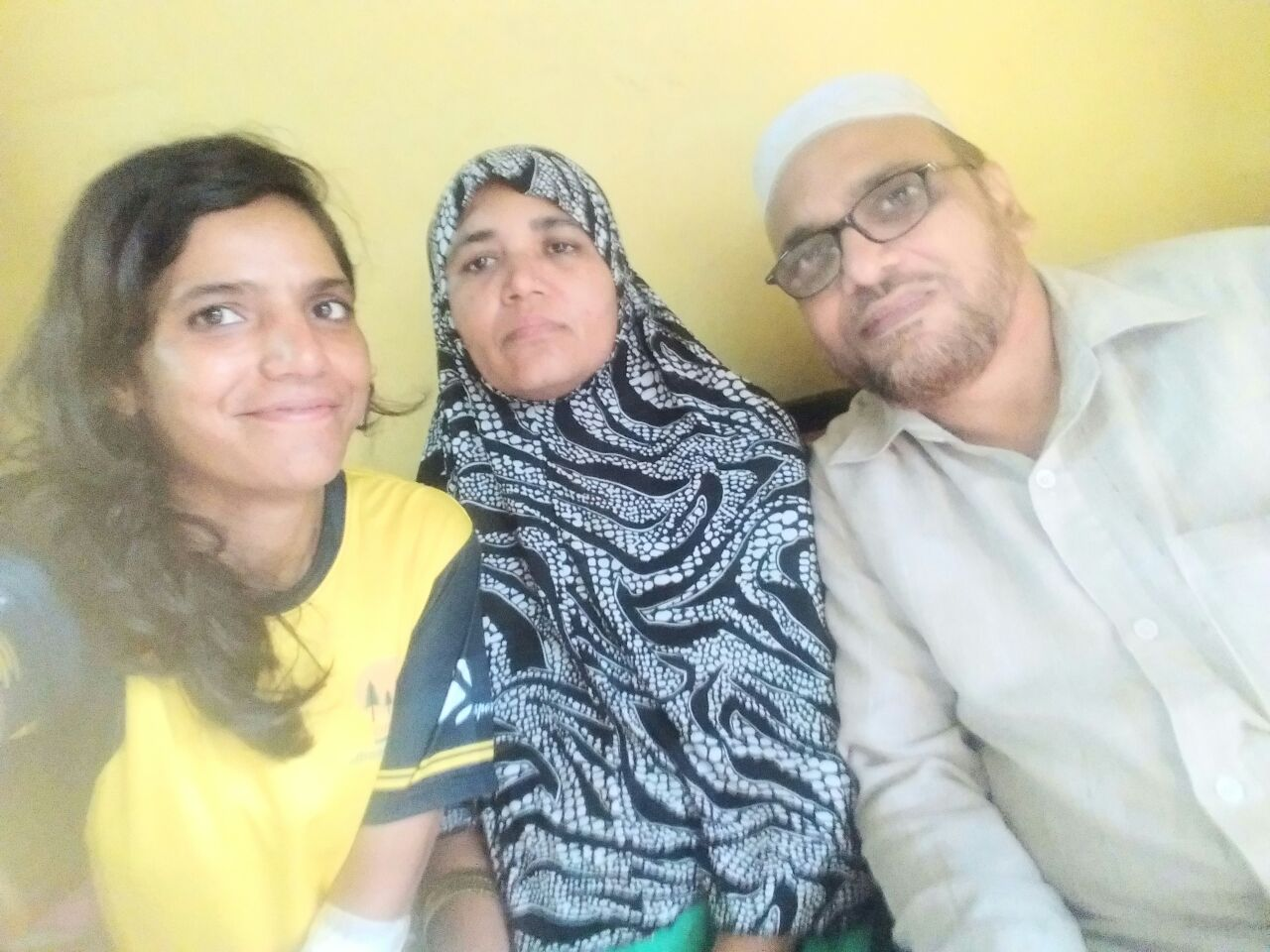 Sunita Singh Choken With Motorwoman Mumtaz Kazi - Asia's first engine driver